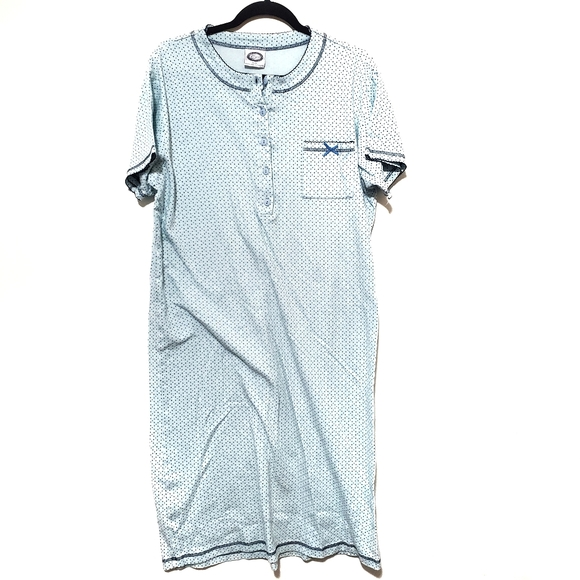 Claudel Other - Claudel long nightgown, short-sleeve M